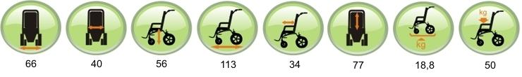 balian wózek dla dzieci z porażeniem mózgowym vermeiren 945